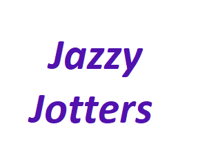Jazzy Jotters